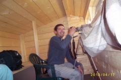 снимане на египетски лешояди