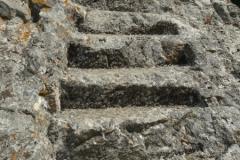 """Каменни стъпала в Природна забележителност """"Глухите камъни"""""""