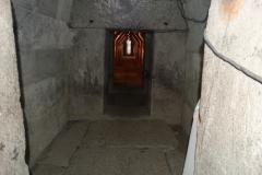 Тракийската гробница до с. Мезек.