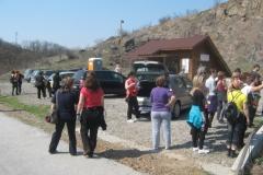 Посещение на българския кромлех.