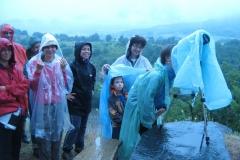 ... и дъждът не ни плаши :)